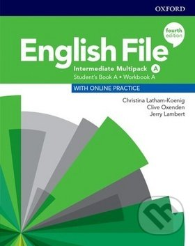New English File - Intermediate - Multipack A - Christina Latham-Koenig, Clive Oxenden, Jerry Lambert
