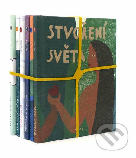 Newdawn.it Starý a Nový zákon pro deti - komplet 6 knih Image