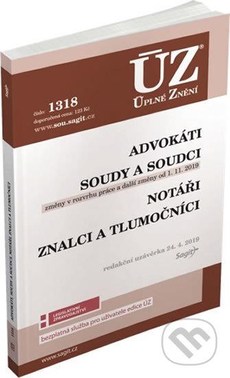Venirsincontro.it ÚZ ć. 1318 - Advokáti, soudci a soudy, notáři, znalci a tlumočníci Image