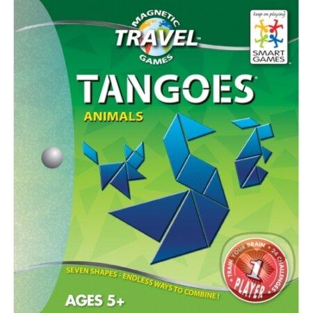 Tangram zvieratá (SMART) - Mindok