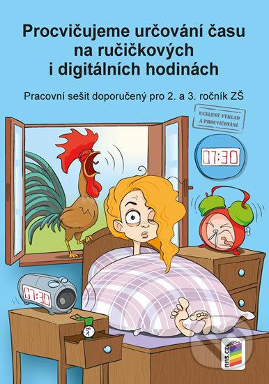 Fatimma.cz Procvičujeme určování času na ručičkových a digitálních hodinách Image