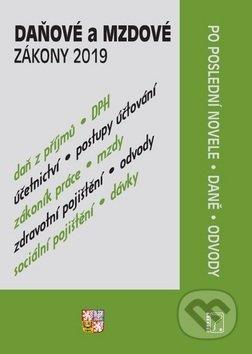 Daňové a mzdové zákony 2019 - Poradce s.r.o.