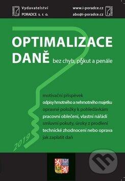 Optimalizace daně - Poradce s.r.o.