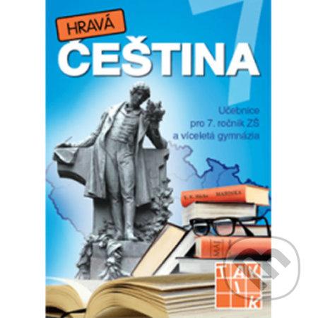 Hravá čeština 7 - učebnice - Taktik