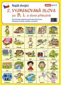 Fatimma.cz Najdi dvojici 2 Vyjmenovaná slova po B, L Image