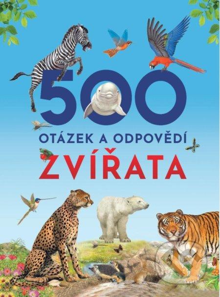 500 otázek a odpovědí: Zvířata -