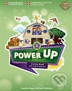 Powep Up Level 1 - Activity Book - Caroline Nixon