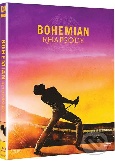 Bohemian Rhapsody - BD Blu-ray