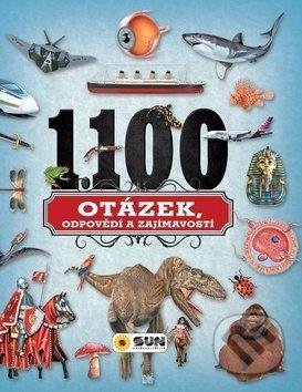1100 otázek, odpovědí a zajímavostí -