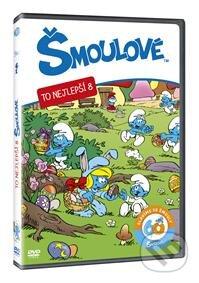Šmoulové DVD