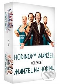 Kolekce Hodinový manžel + Manžel na hodinu DVD