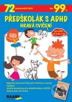 Bthestar.it Předškolák s ADHD: Hravá cvičení Image