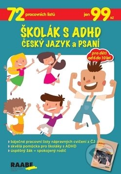 Fatimma.cz Školák s ADHD: Český jazyk a psaní Image