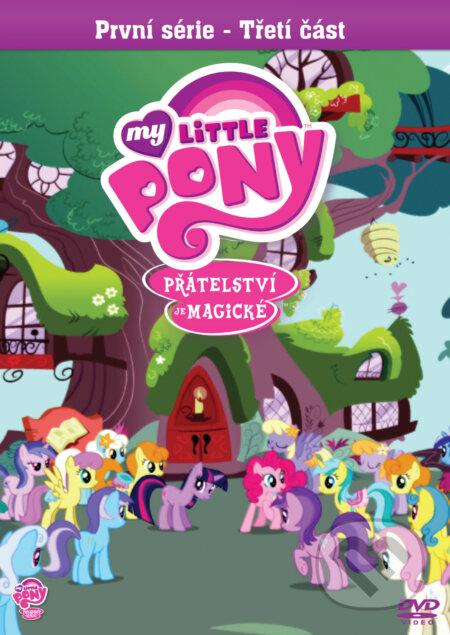 My Little Pony: Přátelství je magické DVD