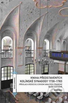 Peticenemocnicesusice.cz Kniha představených kolínské synagogy Image