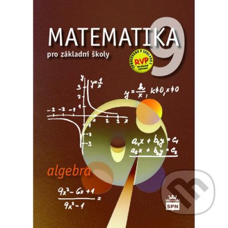 Fatimma.cz Matematika 9 pro základní školy - Algebra Image