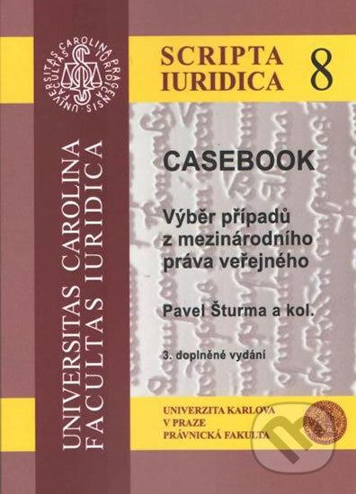 Siracusalife.it Casebook - Výběr případů z mezinárodního práva veřejného - 3. vydání Image