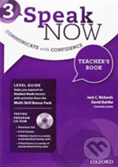 Speak Now 3 - Teacher's Book - Jack C. Richards