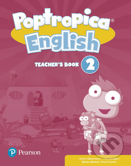 Poptropica English 2 - Teacher's Book for Online Game Pack - Sagrario Salaberri