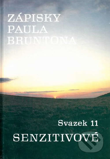 Fatimma.cz Zápisky Paula Bruntona (svazek 11) Image