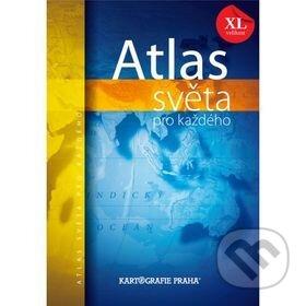 Atlas světa pro každého - Kartografie Praha