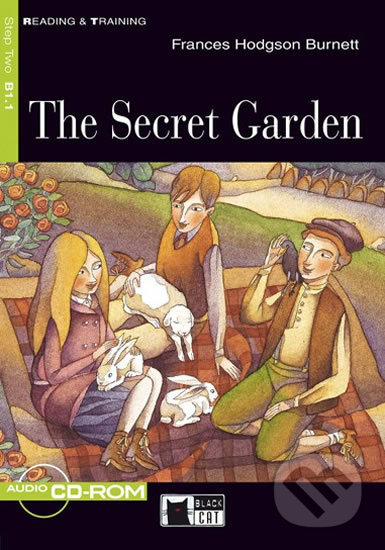 Reading & Training: The Secret Garden + CD-ROM - Frances Hodgson Burnett, Jenny Pereira