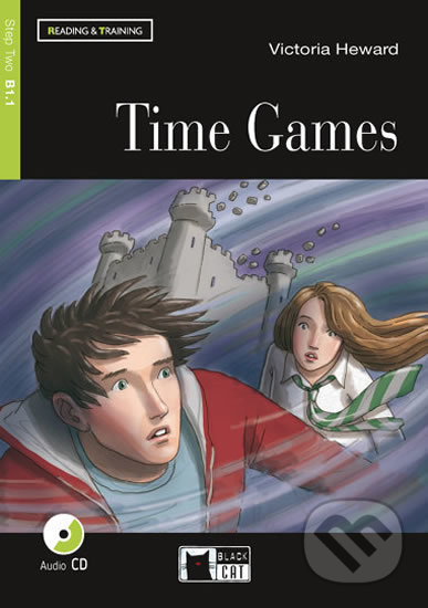 Reading & Training: Time Games + CD - Victoria Heward