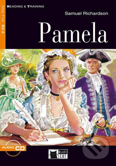 Reading & Training: Pamela + CD - Samuel Richardson