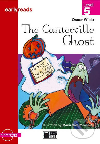 The Canterville Ghost + CD - Oscar Wilde