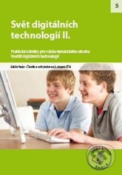 Fatimma.cz Svět digitálních technologií II. pro 2. stupeň základní školy Image