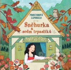 Sněhurka a sedm trpaslíku - Sophie Allsopp, Susanna Davidson