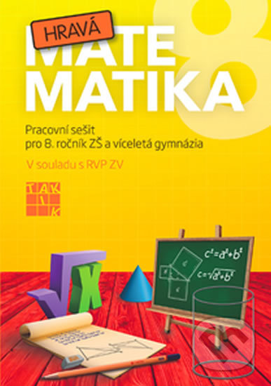 Peticenemocnicesusice.cz Hravá matematika 8 Image