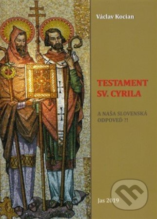 Testament sv. Cyrila - Václav Kocian