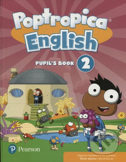 Poptropica English Level 2 - Sagrario Salaberri