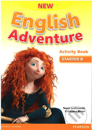 New English Adventure - Starter B - Anne Worrall