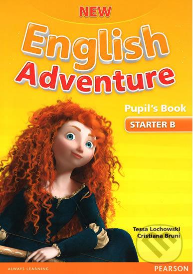 New English Adventure - Starter B - Anne Worrall