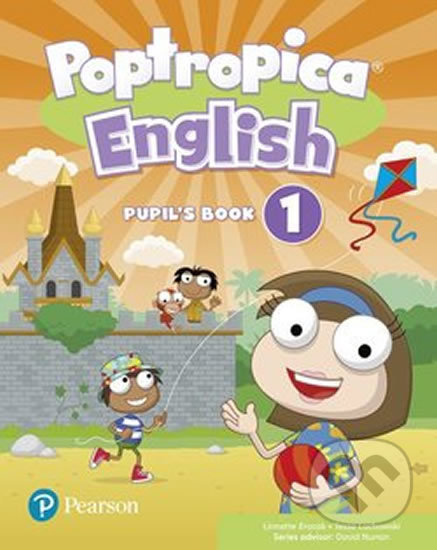 Poptropica English Level 1 - Linnette Erocak