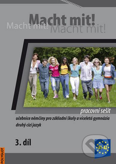 Fatimma.cz Macht Mit 3 - Pracovní sešit Image
