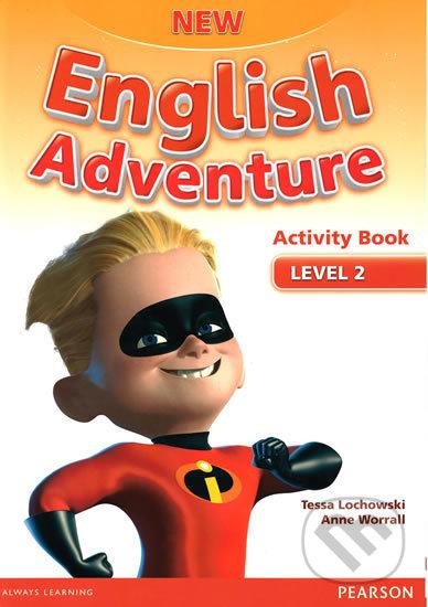 New English Adventure 2 - Anne Worrall