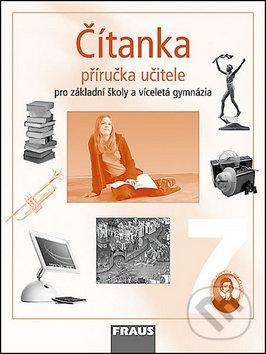 Čítanka 7 - Příručka učitele - Ladislava Lederbuchová