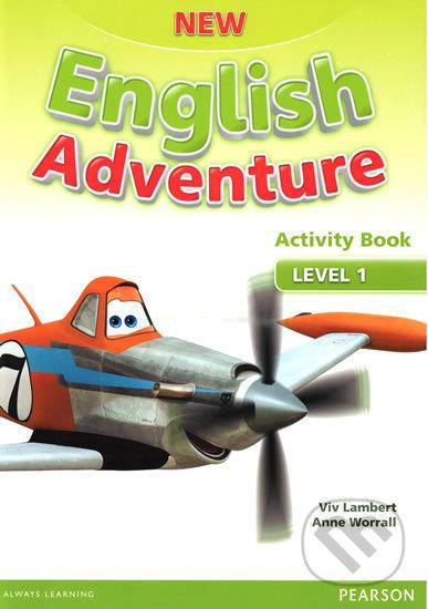 New English Adventure 1 - Anne Worrall