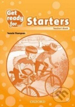 Fatimma.cz Get Ready for... Starters - Teacher's Book Image