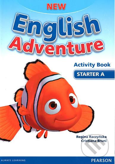 New English Adventure STA - Anne Worrall