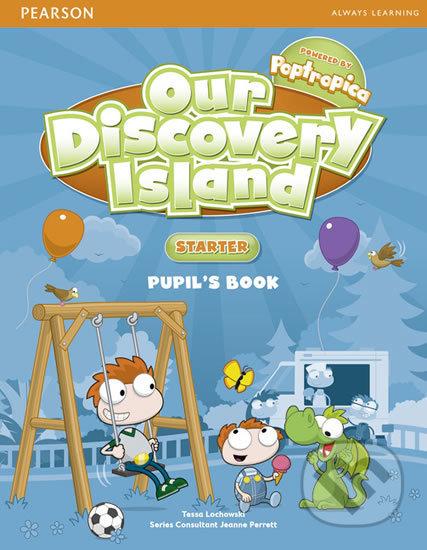 Our Discovery Island Starter - Tessa Lochowski