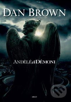 Andělé a démoni (filmová obálka) - Dan Brown
