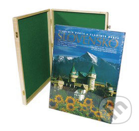Venirsincontro.it Slovensko v treťom tisícročí (v drevenej kazete) Image