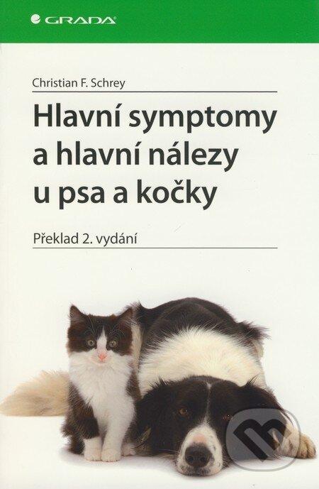 Venirsincontro.it Hlavní symptomy a hlavní nálezy u psa a kočky Image