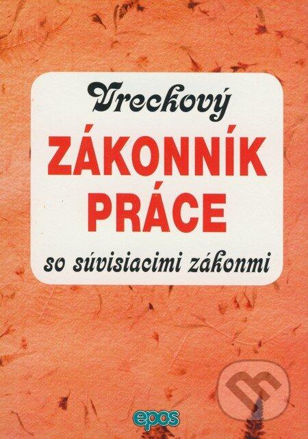 Fatimma.cz Vreckový Zákonník práce so súvisiacimi zákonmi Image