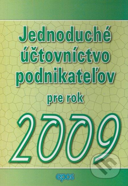 Fatimma.cz Jednoduché účtovníctvo podnikateľov pre rok 2009 Image