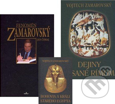 Peticenemocnicesusice.cz Knihy Vojtecha Zamarovského 1 (balíček) Image